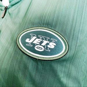 Nike Authentic NFL New York Jets Sideline Jacket
